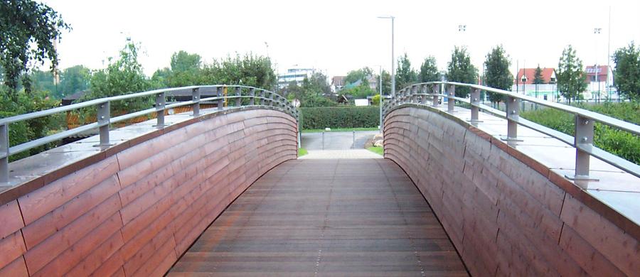 Brückmühlenweg / Wesenitzbrücke, Pirna