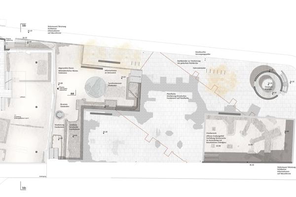 Wettbewerb Archäologisches Besucherzentrum Berlin