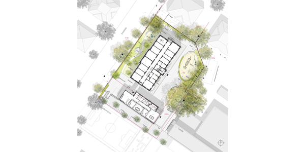 Planung Alumnat des Dresdner Kreuzchores