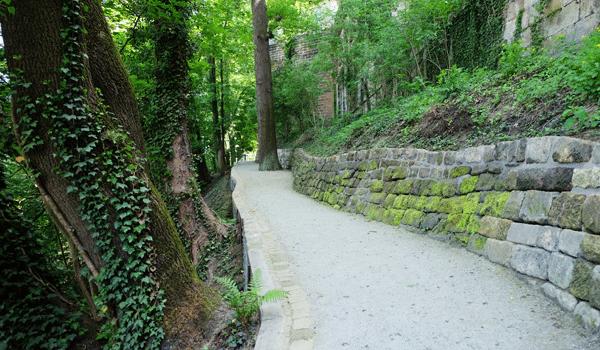 Canalettoweg Pirna