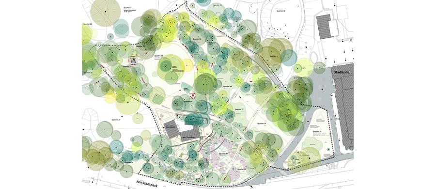Entwurf Stadtpark Görlitz